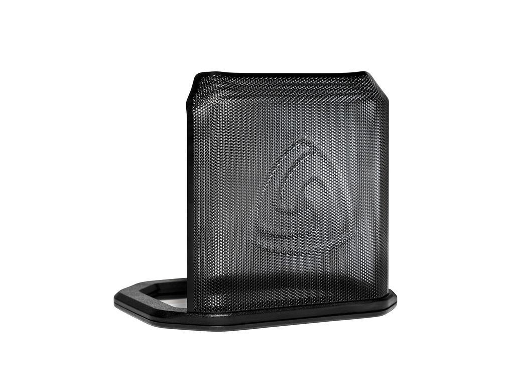 Magnetic pop filter