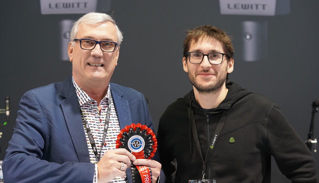 NAMM prize