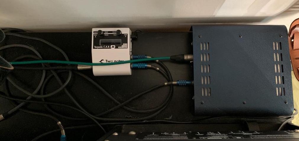 Load Box mit IR-Gerät