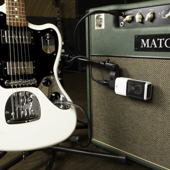 LCT 240 PRO white use case amp