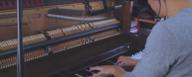 LEWIN Berringer review LCT 340 stereo micing piano [Photo: ©Garageband&Beyond]