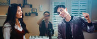Kurt Hugo Schneider feat Sam Tsui feat Megan Lee recorded with the LEWITT LCT 940 fet tube hybrid microphone