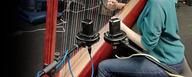 recording harp