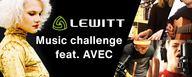 LEWITT Music challenge
